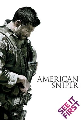 American Sniper - Now TV