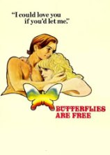 Watch Butterflies Are Free (1972) Online