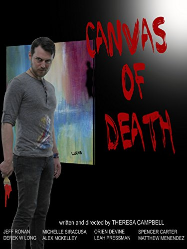 Canvas of Death (2016) - Amazon Prime Instant Video