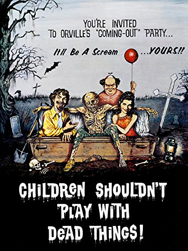 Watch Children Shouldn't Play with Dead Things (1972) Online