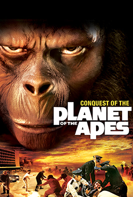 Conquest Of The Planet Of The Apes - Now TV