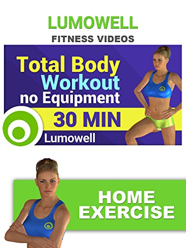 Watch Fitness Videos: Full Body Workout No Equipment (2017) Online