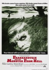 Watch Frankenstein and the Monster From Hell (1973) Online