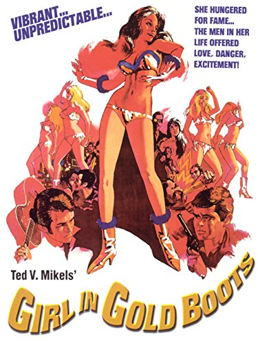 Watch Girl in Gold Boots (1968) Online