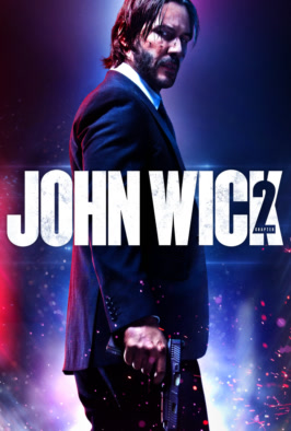 John Wick: Chapter Two - Now TV
