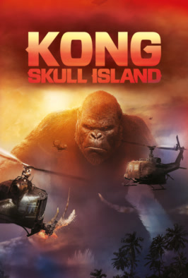 Kong: Skull Island - Now TV