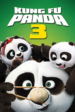 Kung Fu Panda 3 - Now TV