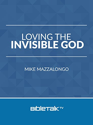 Watch Loving the Invisible God (2017) Online