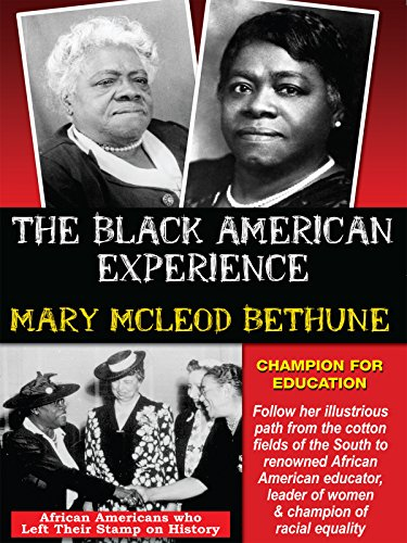 Watch Mary Mcleod Bethune (2016) Online