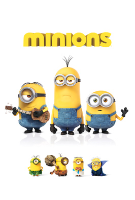 Minions - Now TV