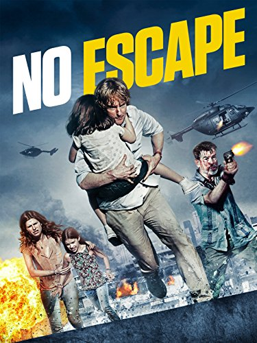 Watch No Escape (2015) Online Download Movie Free