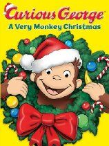 Curious George: A Very Monkey Christmas (2010)