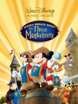 Mickey,  Donald,  Goofy: The Three Musketeers (1899)