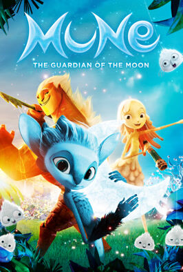 Mune: The Guardian of the Moon (2015)