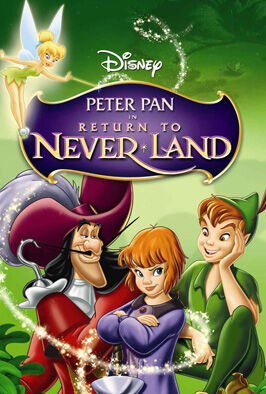 Peter Pan in Return to Never Land (2002)