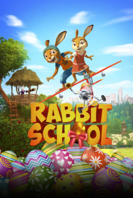 Rabbit School: Guardians Of The... (2017)