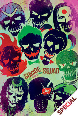 Suicide Squad: DC Villians Uncovered (2016)