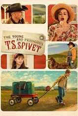 The Young and Prodigious T.S Spivet (2014)