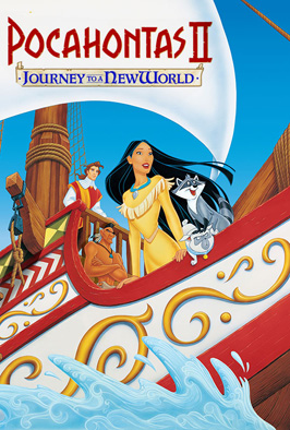 Watch Pocahontas II: Journey to a New World (1998) Online