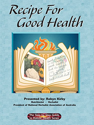 Watch Recipe for Good Health (2016) Online