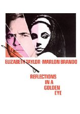 Watch Reflections In a Golden Eye (1967) Online