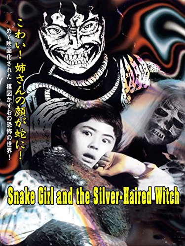 Watch Snake Girl and the Silver Haired Witch (1968) Online