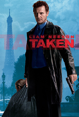 Taken - Now TV