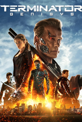 Terminator Genisys - Now TV