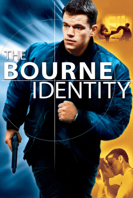 The Bourne Identity - Now TV