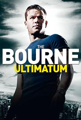 The Bourne Ultimatum - Now TV