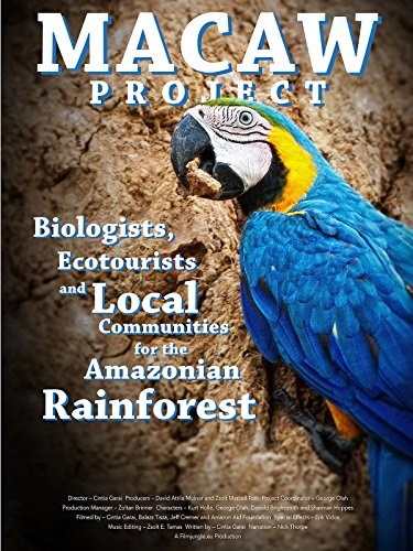 Watch The Macaw Project (2016) Online