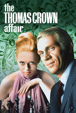 Watch The Thomas Crown Affair (1968) Online