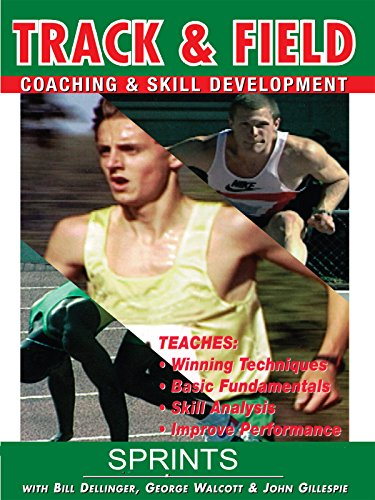 Track & Field Coaching & Skill Development Sprints (2017) - Amazon Prime Instant Video