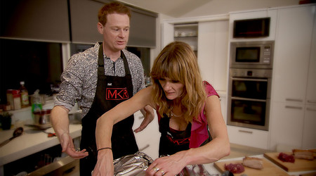 My Kitchen Rules New Zealand Aaron And Heather