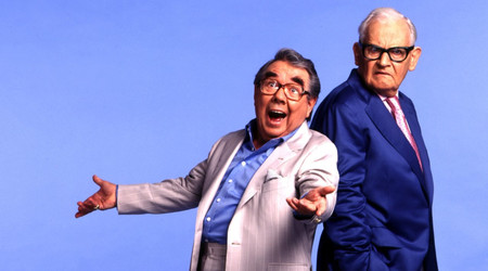 Watch The Two Ronnies Season 2 Episode 3 Online