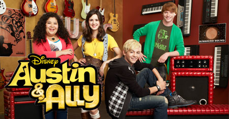 Watch austin and ally free online