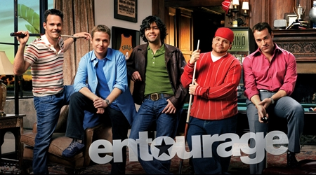 Watch Entourage Season 3 Online