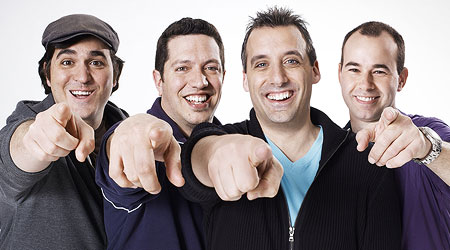 how to watch impractical jokers online free
