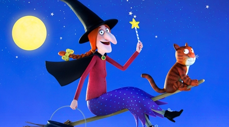 Watch Room On The Broom Online Free