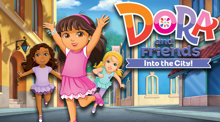 Watch Dora and Friends: Into the City Online - Full ...