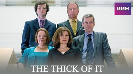 Watch The Thick Of It - Season 3 Online