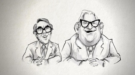 Watch The Two Ronnies: Interviews - Season 1 Online