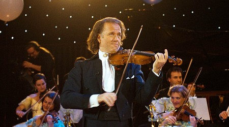 Andre Rieu: New Year's Eve Punch