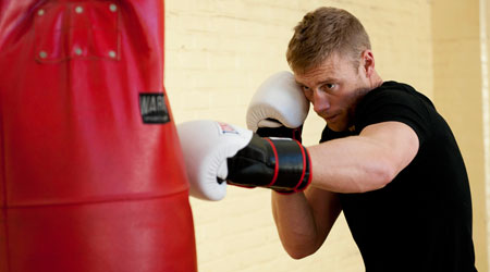 Flintoff: From Lord's To The Ring