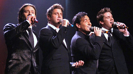 Watch andre rieu home for christmas online - Il divo streaming ...