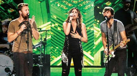 Lady Antebellum: Wheels Up...