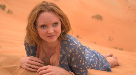 Lily Cole's Art Matters