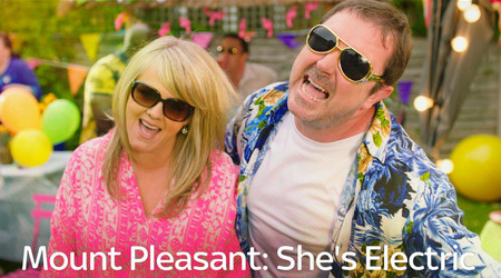 Mount Pleasant: She's Electric