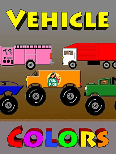 Watch Vehicle Colors (2016) Online