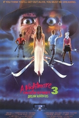 Watch A Nightmare On Elm Street 3: Dream Warriors (1987) Online
